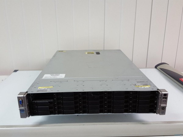 Hp Proliant Dl380e G8 2x I Xeon 8 Core E5 2450l 1 80ghz