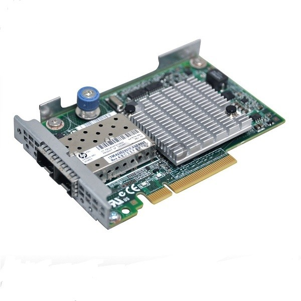 HP Enterprise 10Gigabit Ethernet Card 2-port 530FLR 647679-001