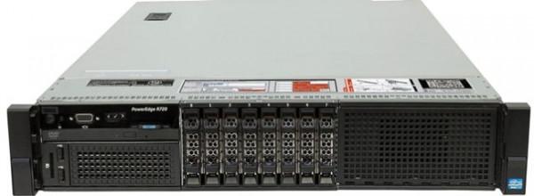 Dell P-Edge R720 SFF 8xBays 2x 6-E5-2620 2 0GHz/16GB RAM