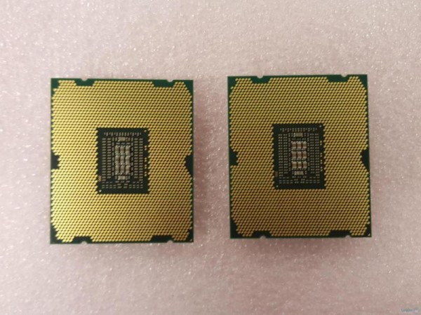 Set of 2x Intel® Xeon® Processor E5-2640 v2 20M Cache, 2.00 GHz