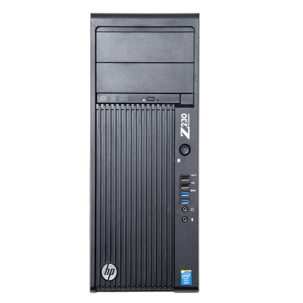 HP Z230 WS Xeon E3-1240 V3 4Core 3.3GHz/4GB/1TB HDD