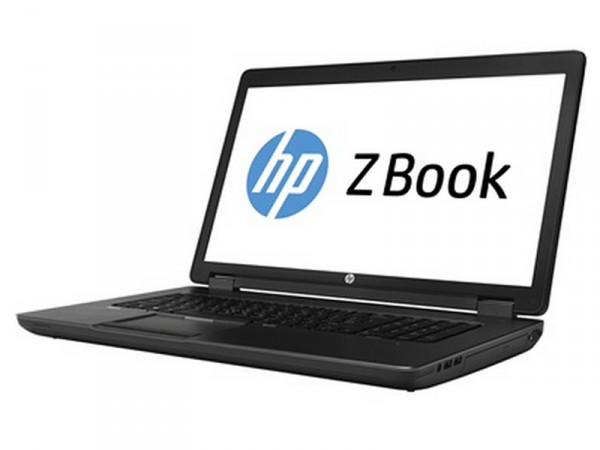 HP ZBook 17 G2 2-Core i7-4610MQ 3.0GHz/4GB RAM/256GB SSD/Finger